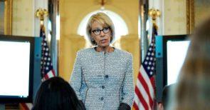 Betsy DeVos must testify in student loan forgiveness lawsuit judge rules