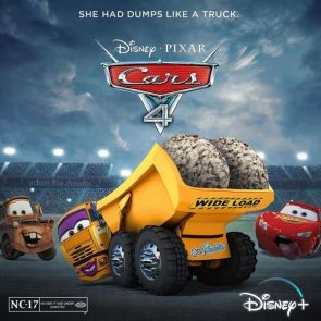 cars 4 – wide load