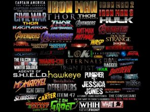The entire MCU on one screen V51