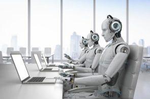 Robots are handling companies