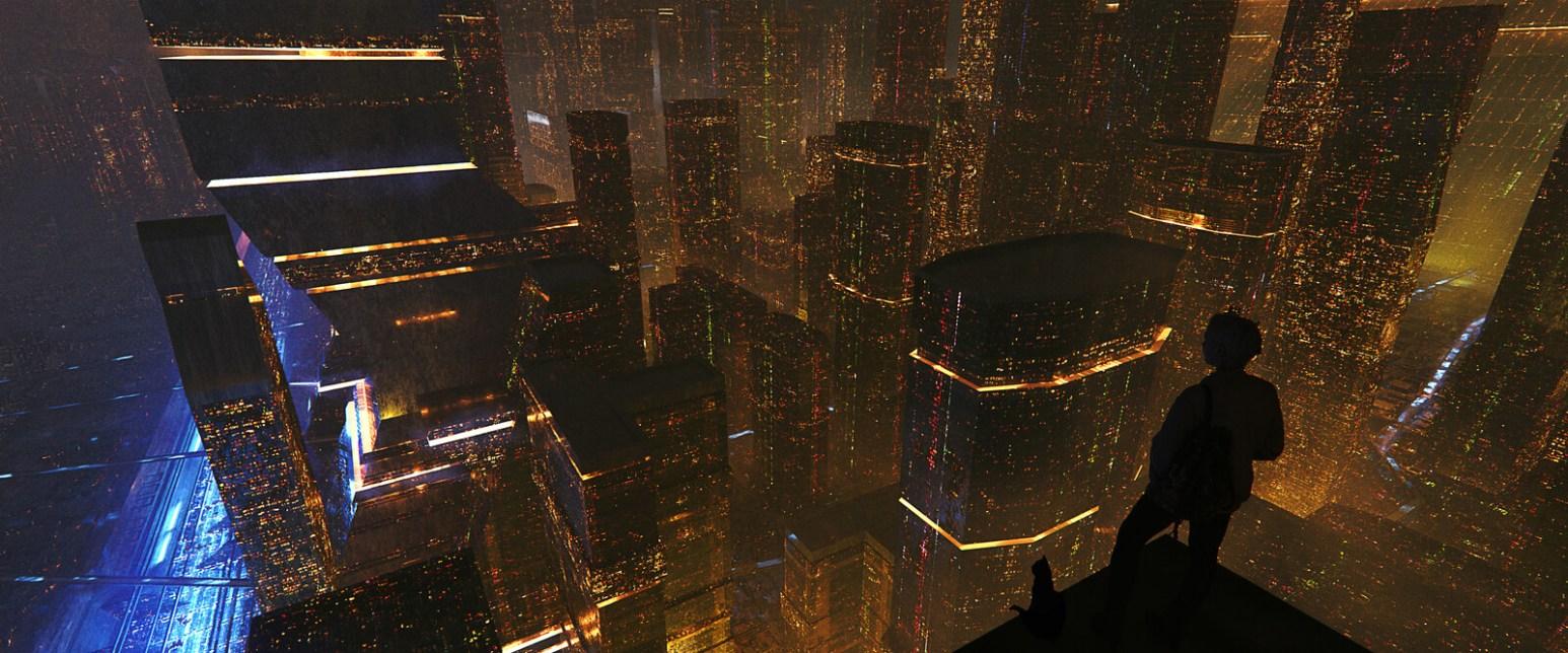 Dystopia by Alex Underwood