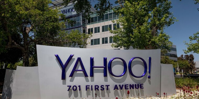 Verizon agrees to sell Yahoo and AOL to private-equity firm for 5 billion