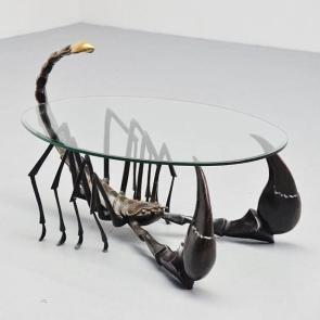 scorpion table