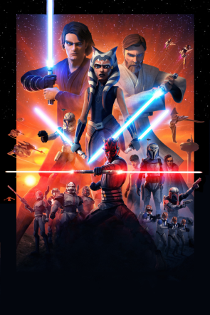 Star Wars The Clone Wars 2008 Textless
