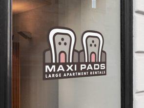 Maxi Pads Large Apartment Rentals