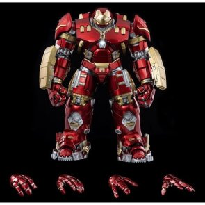 Marvel Infinity Saga Iron Man Mark 44 Hulkbuster DLX Figure