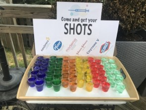come and get your shots
