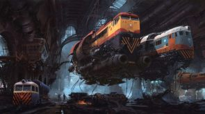 Sky Trains