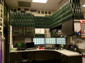 Monster Office