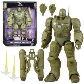 Marvel Legends What If The Hydra Stomper 6-inch Scale Action Figure