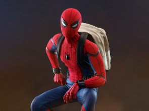 Spider-Man Homecoming QS014 Spider-Man 14 Scale Collectible Figure