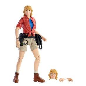 Jurassic World Ellie Sattler Amber Collection Action Figure