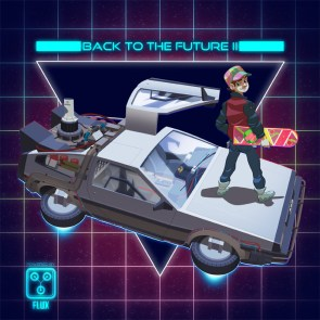 Back to the Future Part II by Matt Synowicz