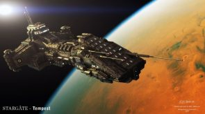 Stargate – Tempest by Mallacore