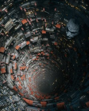 Urban Abyss by Annibale Siconolfi  Inward