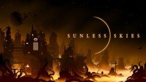 Sunless Skies at night