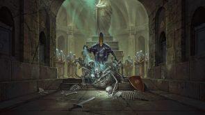 Creating Blessed Bones by Hjalmar Wahlin