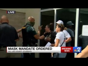 Lee Schools mandates masks eliminates opt-out form