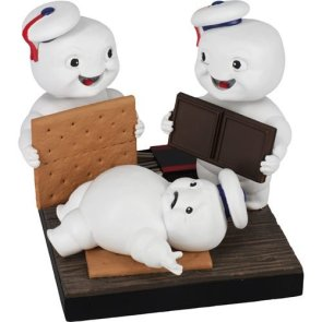 Ghostbusters Afterlife Mini Stay Puft's S'mores Bobblehead