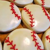 Baseball Cookies 1