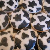 Cowskin Cookies