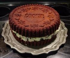 Oreo Cookie Ice Cream Cake