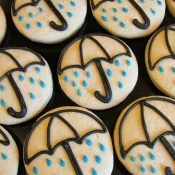 Singin' in the Rain Cookies