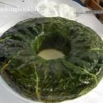 Венец от цвекло с ориз и зеленчуци или как се правят мързеливи сарми
