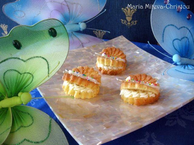 Кексчета Пеперудки