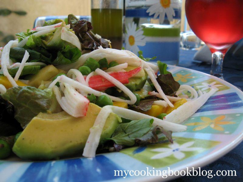 Екзотичн салати рецепти