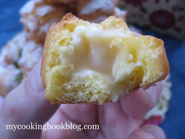 Основен сладкарски крем (Pastry Cream)