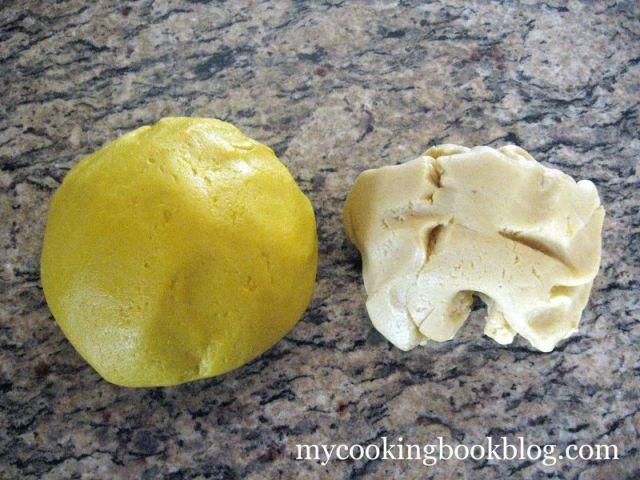 Бисквити Лимонени Резени