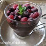 Шоколадов Крем (Пате) с Червени Плодове