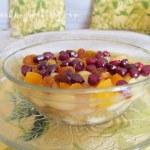 Анадолско Ашуре (с пшеница, бял боб, нахут и сушени плодове)