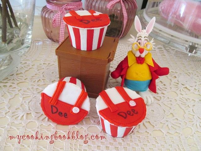 Кексчета червено кадифе (Red Velvet Cupcakes)