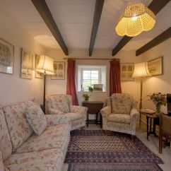 Sofa Beds Londonderry Room Set Furniture Polcreek Cottage Veryan Cornwall Inc Scilly Holiday