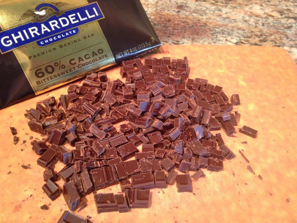 Double Chocolate Bittersweet Pie - 7