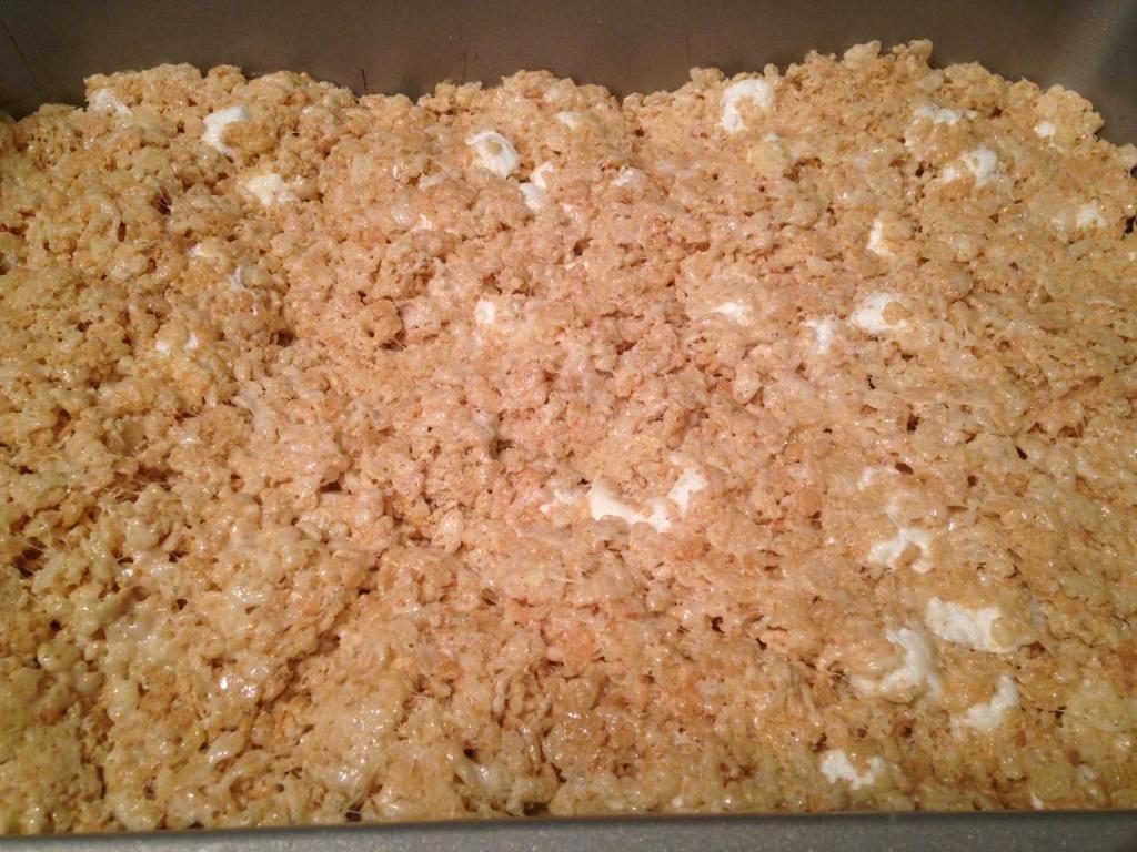 Ricekrispietreats'mores - 10