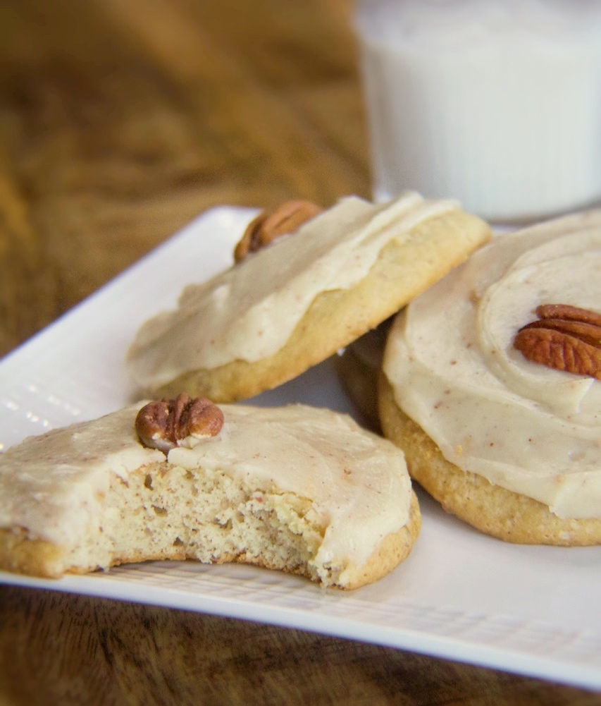 Sour Cream Brown Butter Cookies