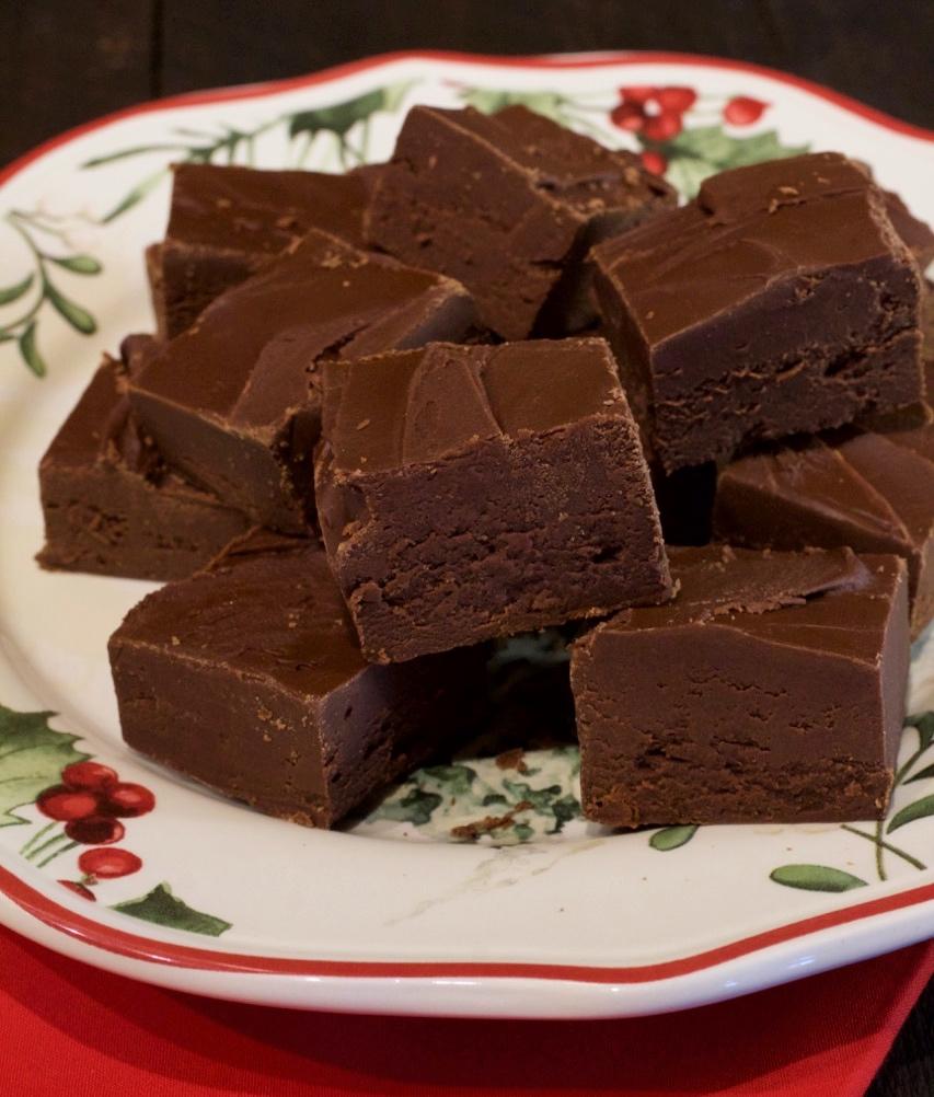 Hershey's Old Fashioned Cocoa Fudge