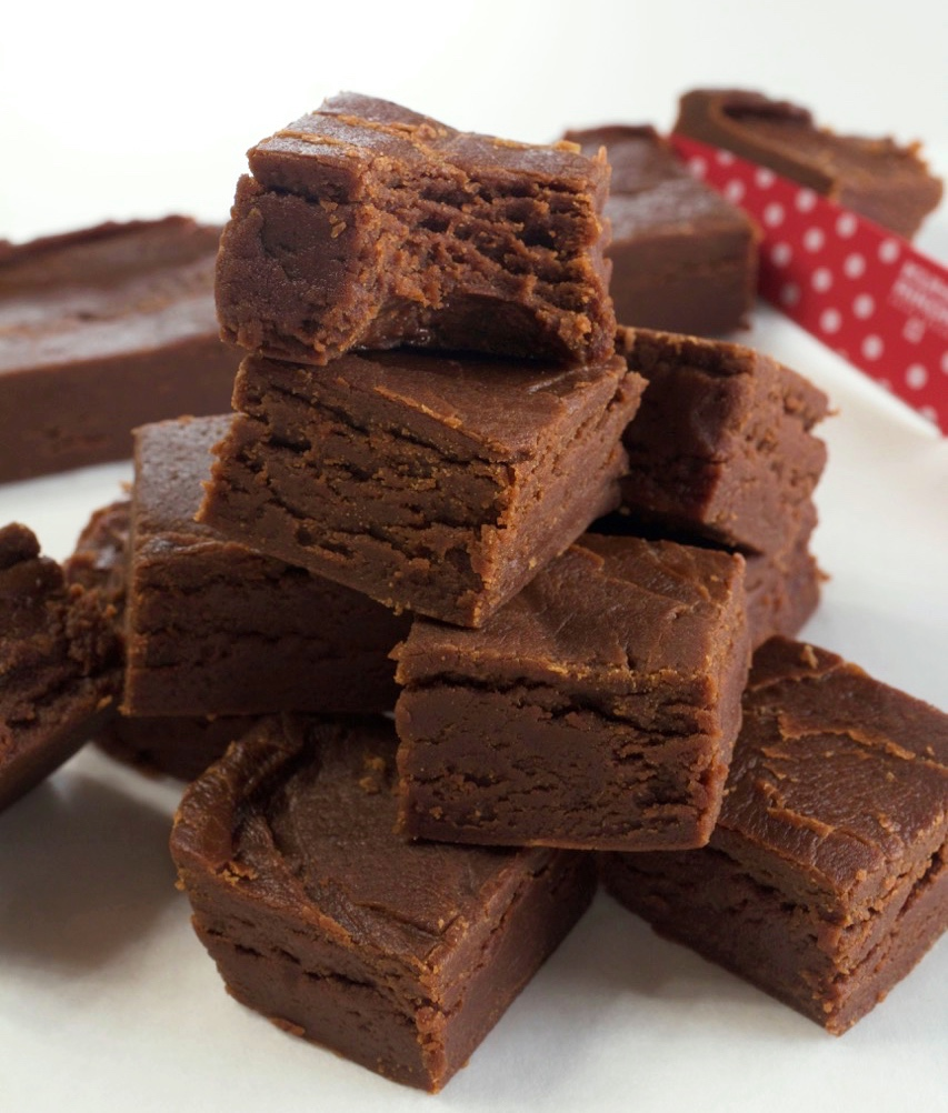 Cocoa Peanut Butter Fudge