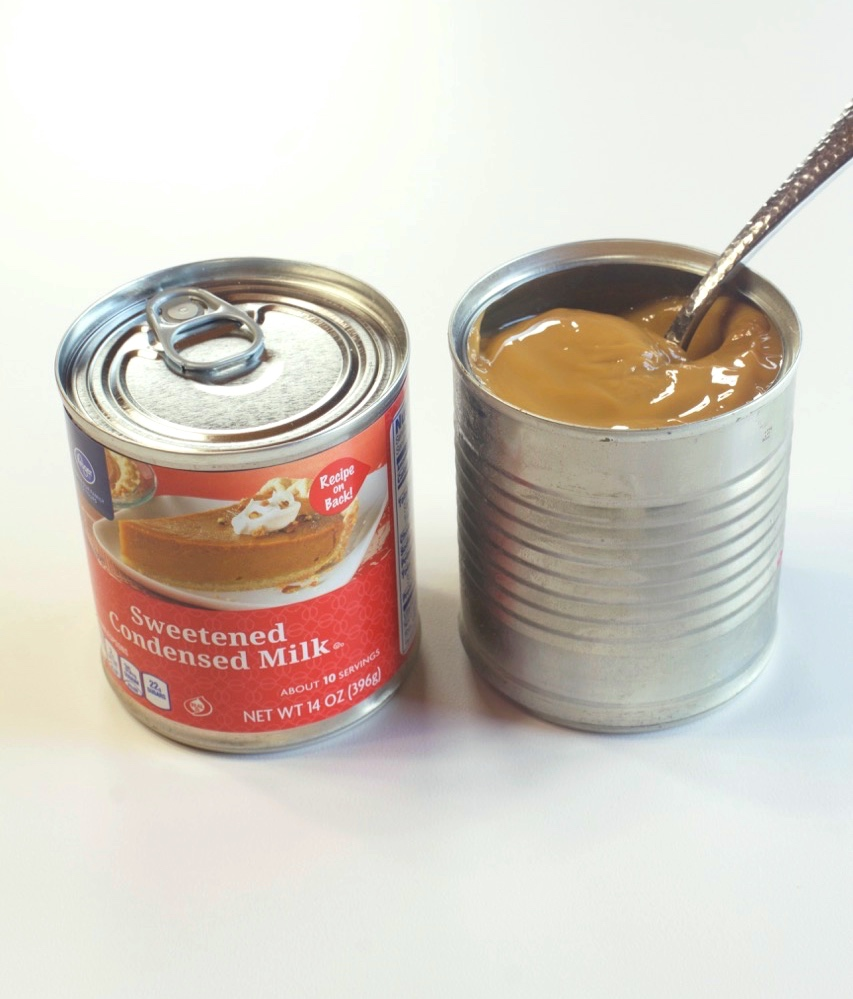 How to Make Caramel from Sweetened Condensed Milk