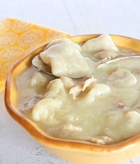 Easy No-Fail Flat Dumplings