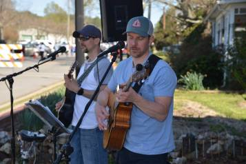 My Cousin Skinny Acoustic Duo Raleigh