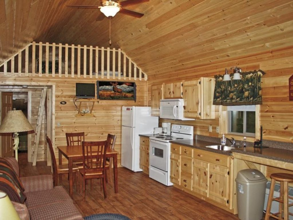 Log Cabin Interior Ideas  Home Floor Plans Designed in PA