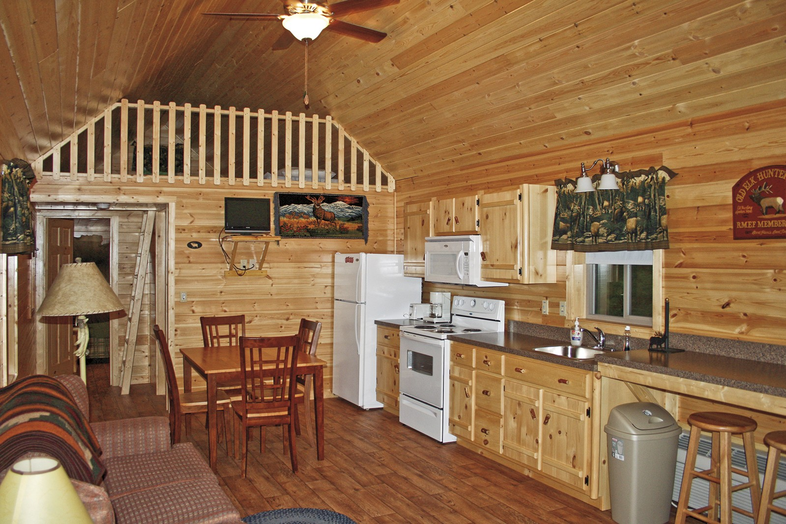 Adirondack Tiny Cabins Manufactured in PA  Cozy Cabins