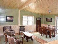 Log Cabin Interior Ideas & Home Floor Plans Designed in PA