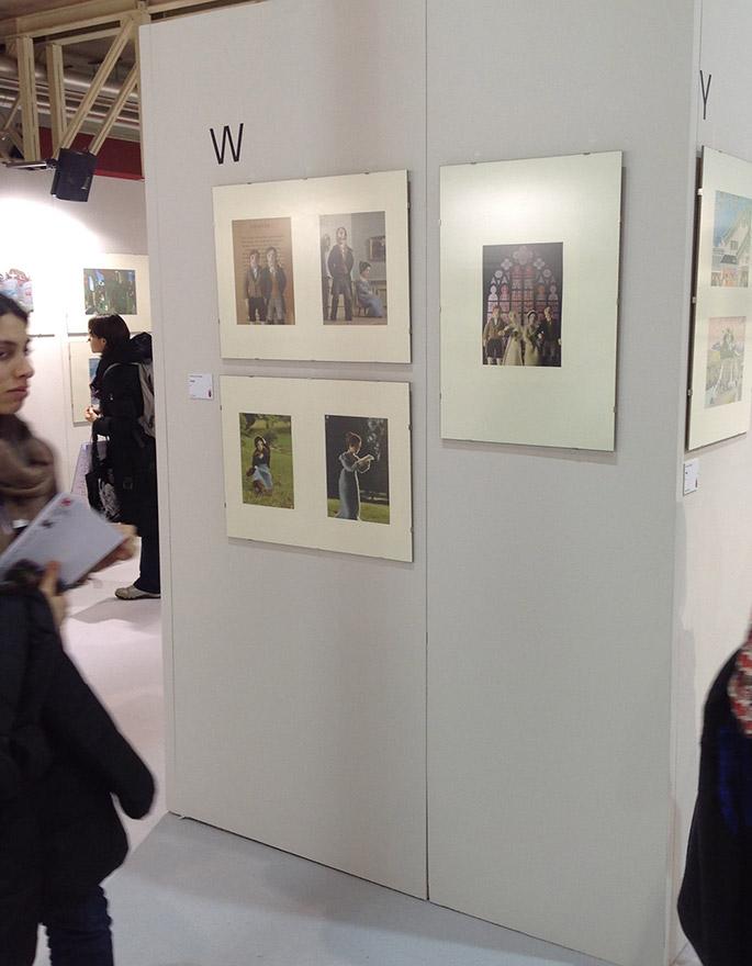04 - Bologna-Illustrators-Exhibition-Cozy-Classics-on-display