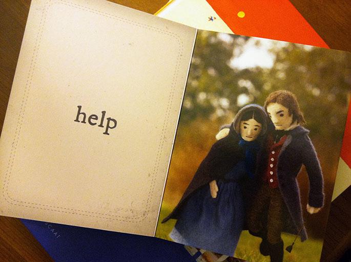 Cozy Classics - Jane Eyre Help Interior