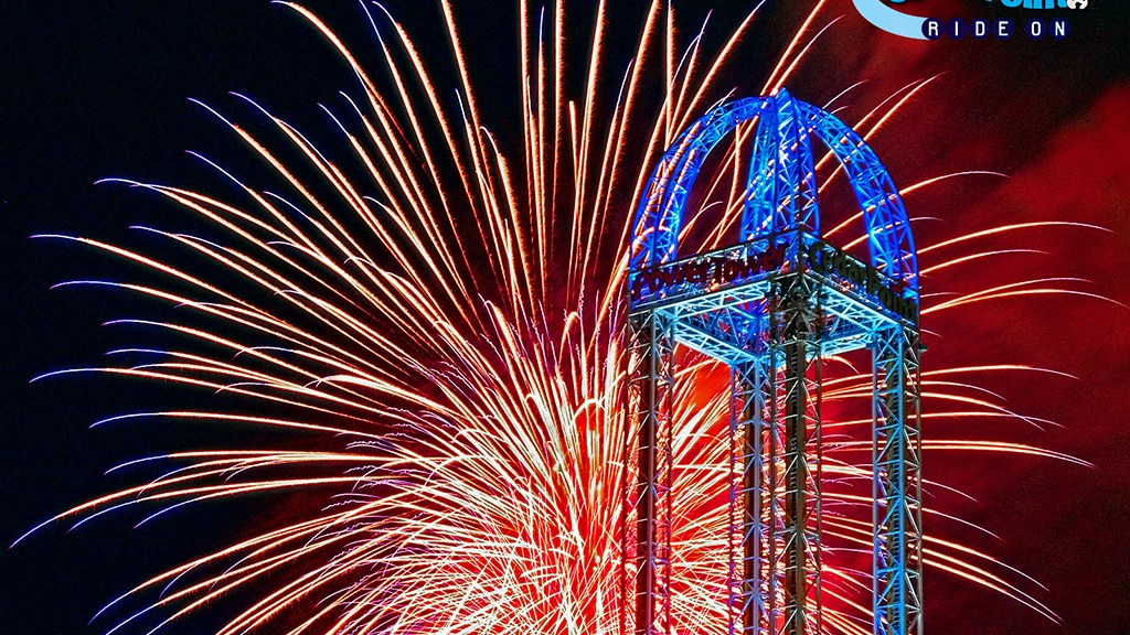 Power Tower Fireworks